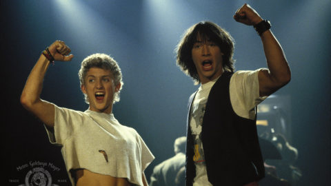 Discovering Elegant Leadership with Bill and Ted