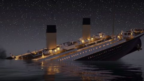 The Titanic Metaphor of Life